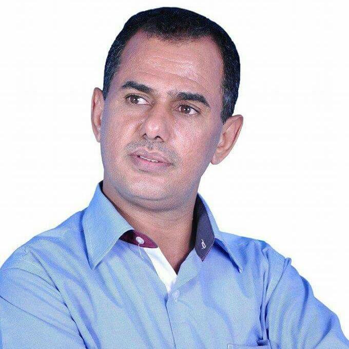 منصور صالح : نائب رئيس الدائرة الاعلامية للمجلس الانتقالي الجنوبي : نداء حضرموت